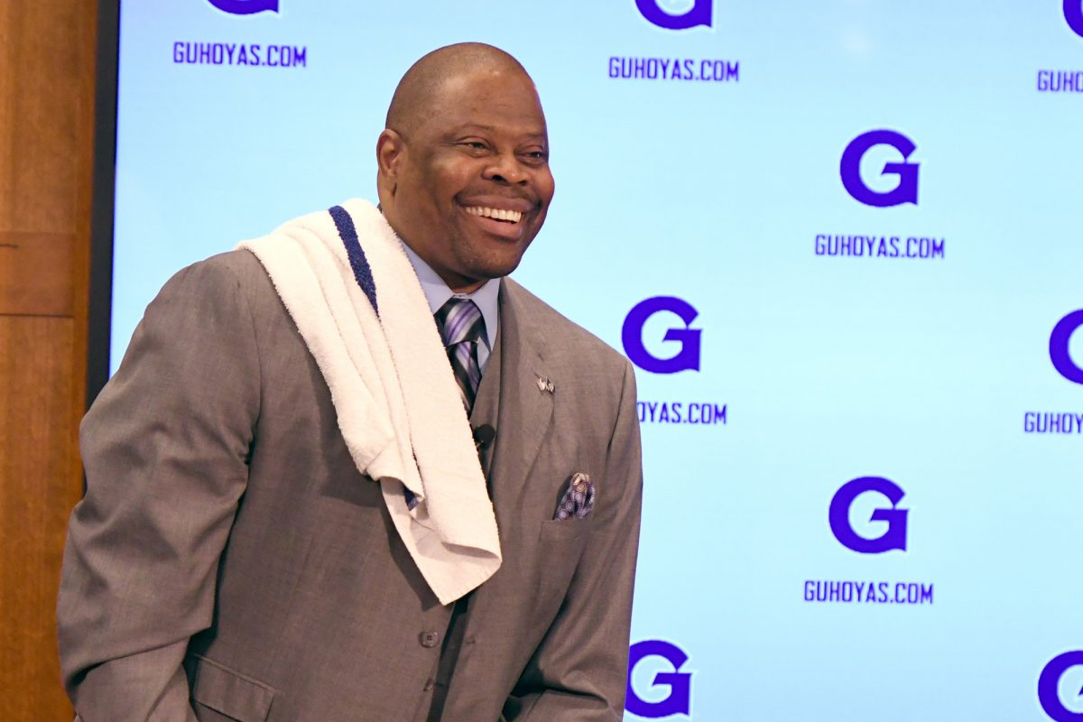 NBA Player Patrick Ewing Hospitalized for COVID-19