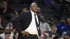 NBA's Ewing Out of Hospital After Being Treated for COVID-19