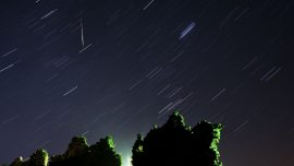 Eta Aquariid Meteor Shower: When and How to Watch