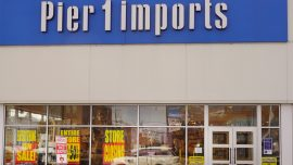 Pier 1 Imports to Close All 540 Stores Amid Pandemic