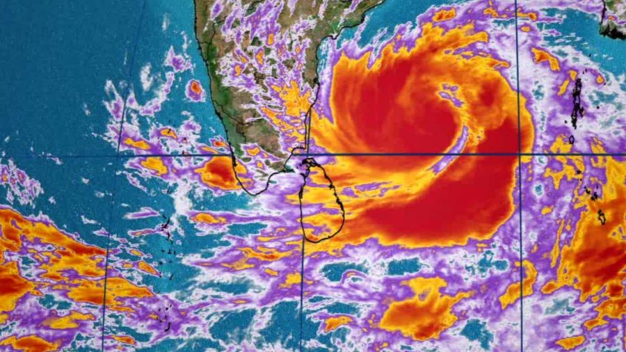India, Bangladesh Prepare to Evacuate Over 2 Million People Ahead of Super Cyclone Amphan