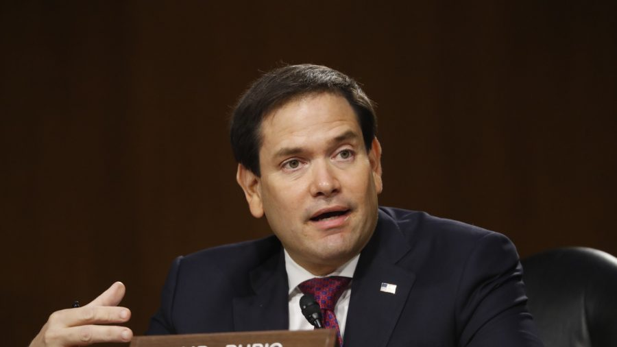 Chinese Consulate in Houston Was a 'Massive Spy Center,' Sen. Rubio Says