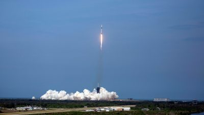 NASA, SpaceX Launch American Astronauts Into Space, First Time Since 2011