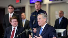 Texas Governor Eliminating Jail Time as Punishment for Violating His Orders
