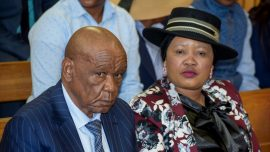 Lesotho PM, Named as Suspect in Murder Case, Bows to Pressure to Quit