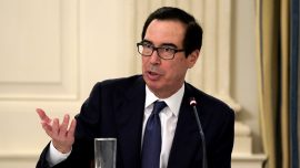 Mnuchin Suggests More Direct Payments in Stimulus Bill, Wants It Passed by End of July