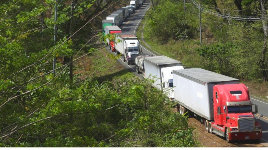 Nicaragua-Costa Rica CCP Virus Dispute Stalls Hundreds of Trucks at Border