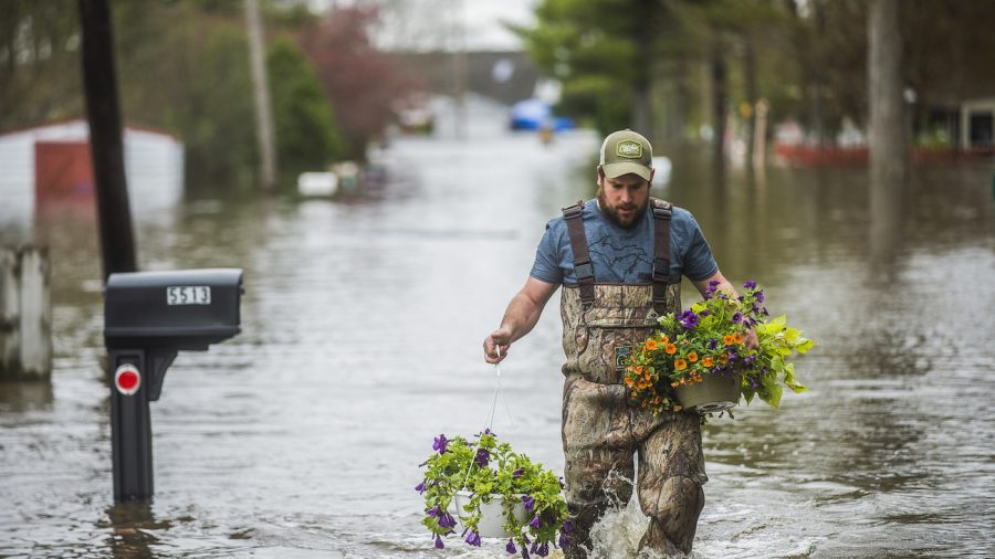 No casualties reported in mid-Michigan after historic flooding