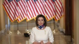 Nancy Pelosi Nixes Idea of Saturday Vote on Additional Pandemic Relief