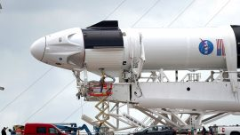 First Space Flight With Humans From US for Nearly 10 Years Set for Launch