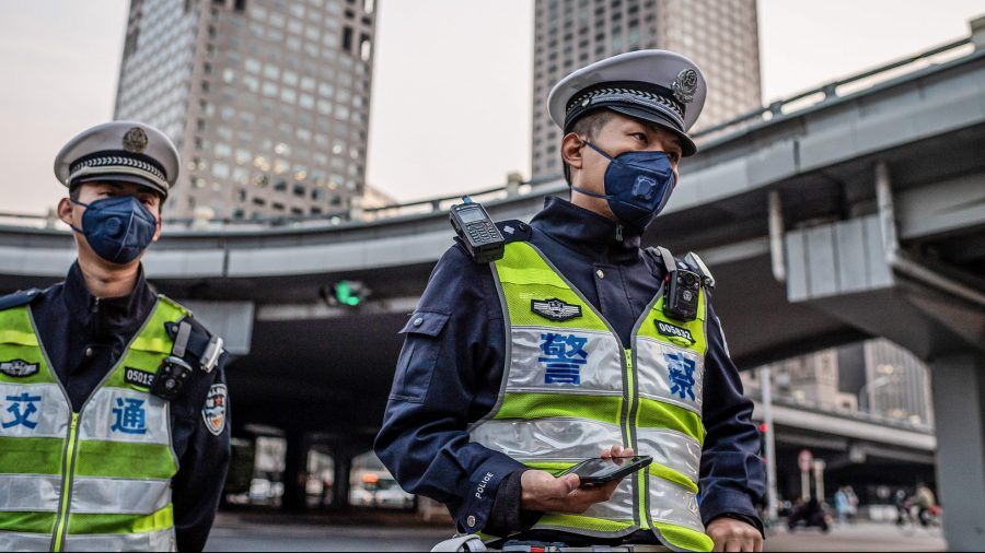 Beijing Enters 'Wartime' Preparations to Prevent Virus Spread Ahead of Key Political Meeting