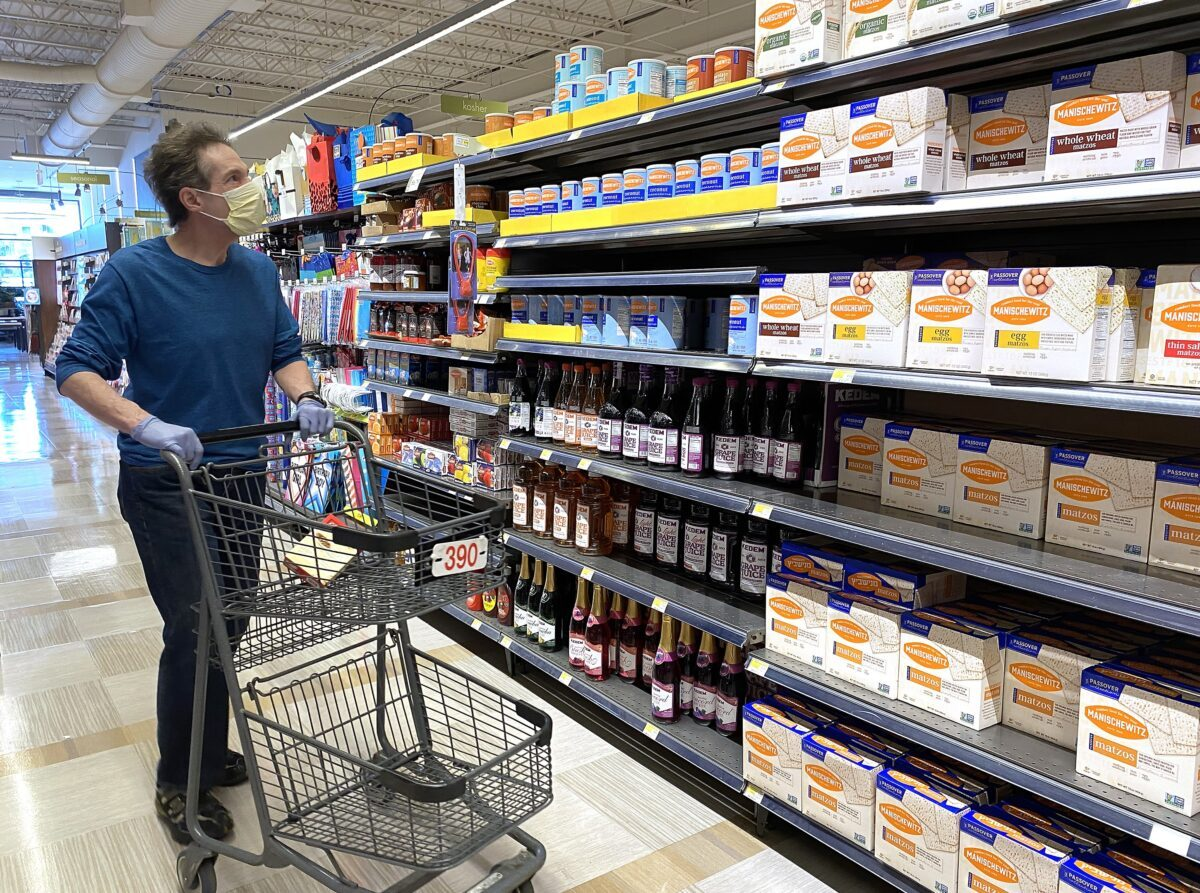 Grocery Prices Soar Amid Pandemic