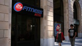 24 Hour Fitness Files for Bankruptcy and Closes 100 Gyms
