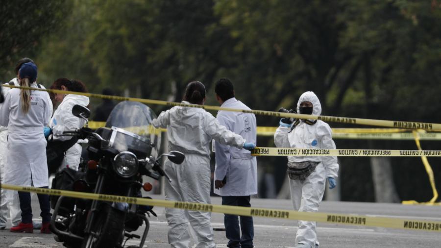 Gunmen Wound Mexico City Police Chief; 3 Dead