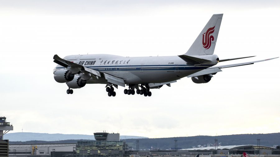 Trump Administration Suspending Chinese Passenger Flights From Flying to US