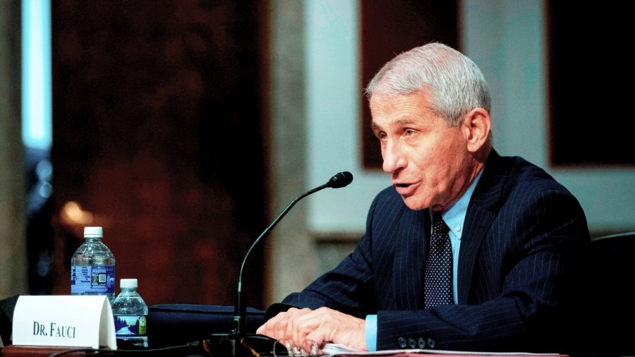Fauci Says Swine Flu From China Could Cause Another Pandemic