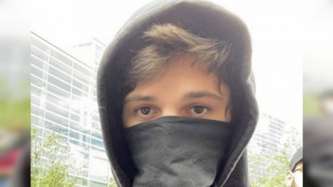 Police Name Anarchist as Suspect Who Allegedly Incited Violence During Protest