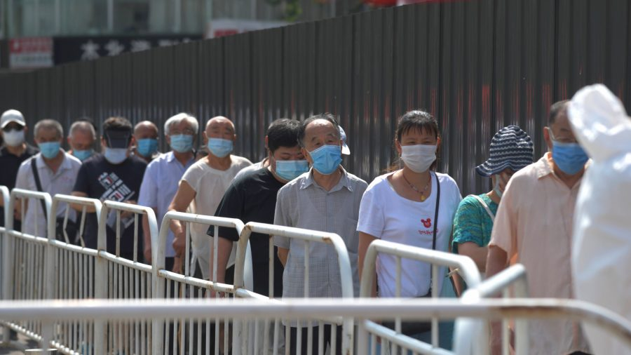 Authorities Covered up Severity of Virus Resurgence in Beijing and Nearby Province: Leaked Documents