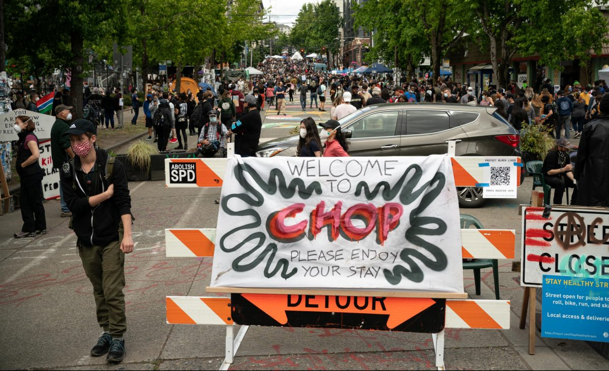Second Shooting in Seattle's 'CHOP' Zone Leaves 1 in Critical Condition