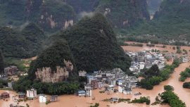 China: Massive Flooding to Get Worse