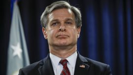 FBI Director: One New China-Related Investigation Is Opened Every 10 Hours