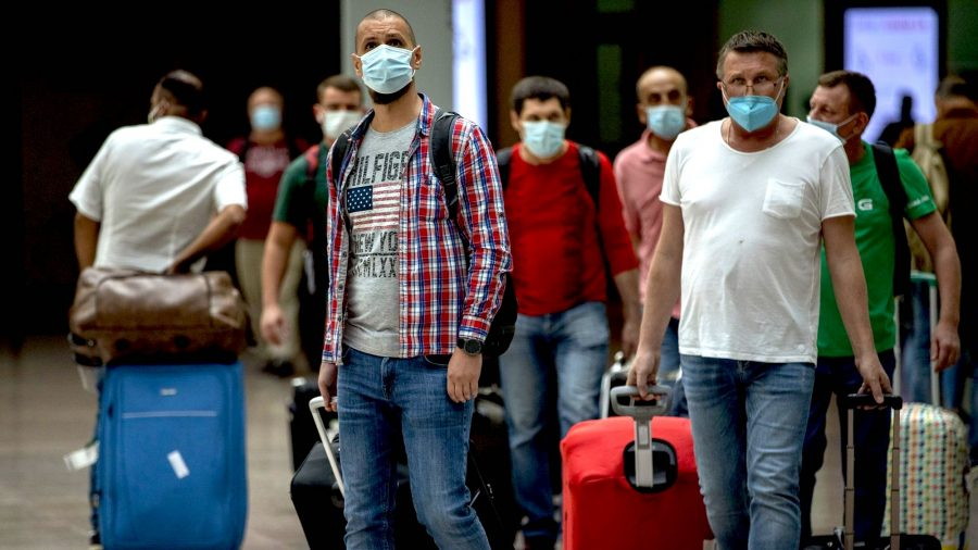 Europe Restricts Visitors From the US Over CCP Virus