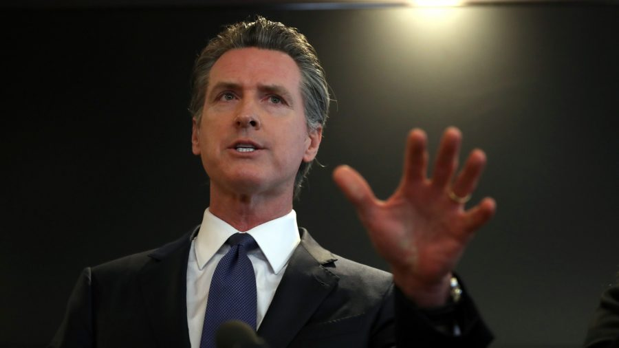 California Governor Issues Mostly Statewide Curfew