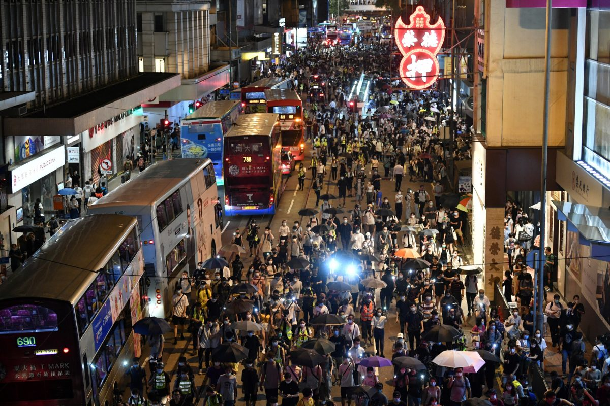 Hong Kong police arrest 53 pro-democracy activists, more rallies planned