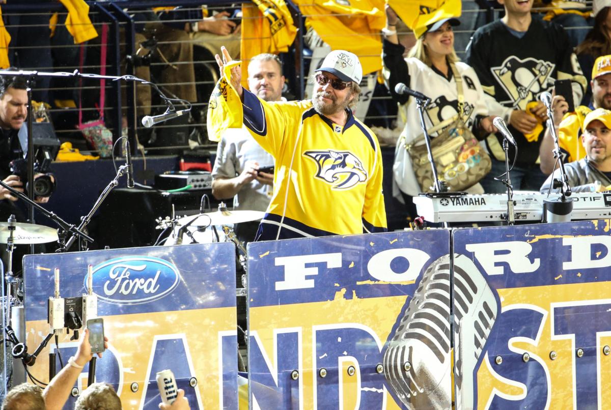 Singer-songwriter Hank Williams Jr.
