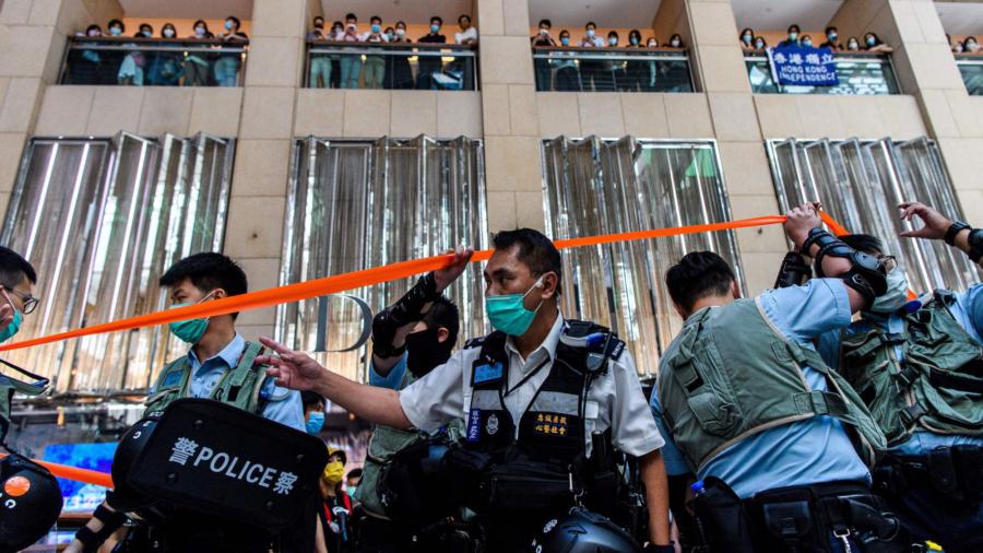 US Lawmakers, European Leaders Decry Beijing's Passage of Hong Kong Security Law