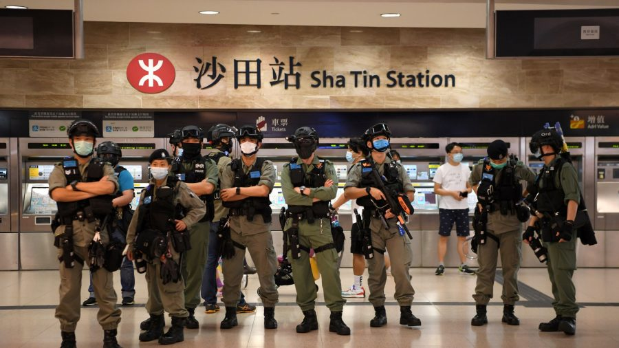 Beijing Announces New Date for Political Meeting, Possibly to Finalize Hong Kong Security Law