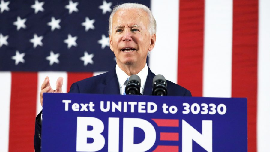 Biden Vows to Rejoin World Health Organization If He's Elected