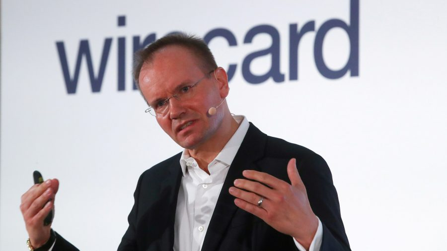 Wirecard Ex-boss Braun Arrested as Creditors Hunt Lost Billions