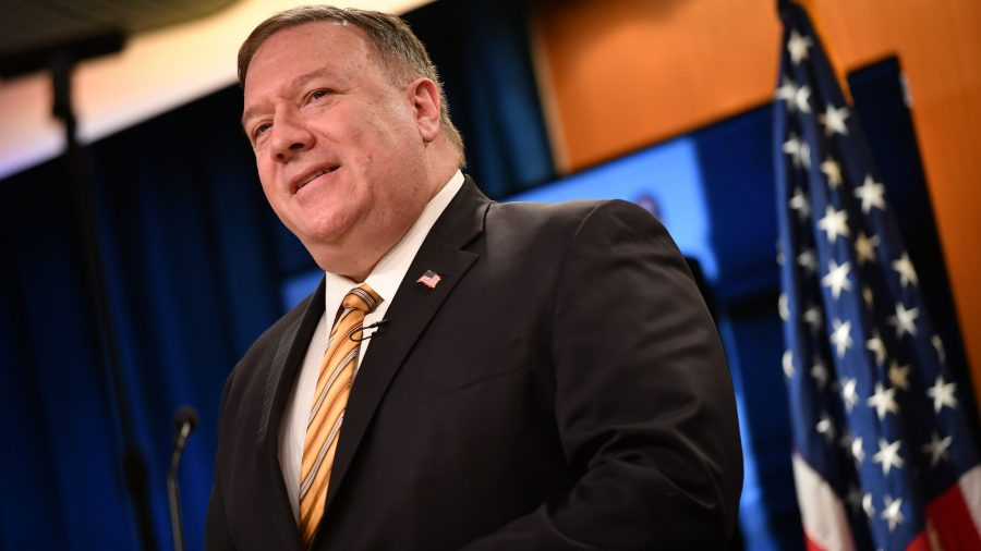 The Tide Is Turning From Huawei Toward Trusted 5G Vendors: Pompeo