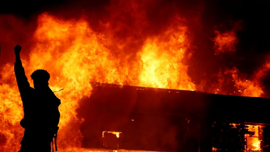 Rioters Set Fire to Home With Child Inside, Block Firefighters From  Reaching Scene