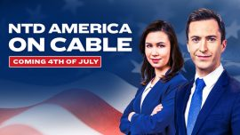 Coming July 4—NTD America on Verizon Fios TV and Frontier Fios TV