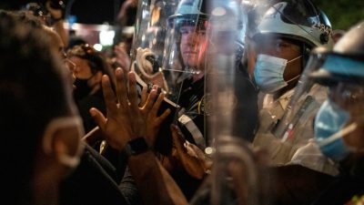 New York City Imposes 11 PM Curfew Amid George Floyd Protests, Riots