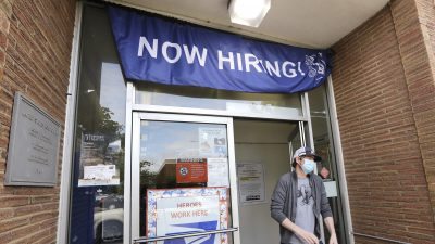 Labor Market Makes Surprise Rebound as Unemployment Falls and Economy Adds Jobs