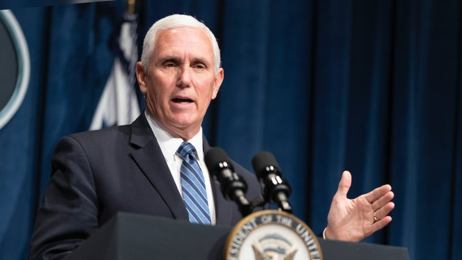 Pence Says 'Open Our Economy Up' But Do It Safely