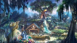 Disney to Reimagine Theme of the Beloved 'Splash Mountain' Attraction in Florida and California