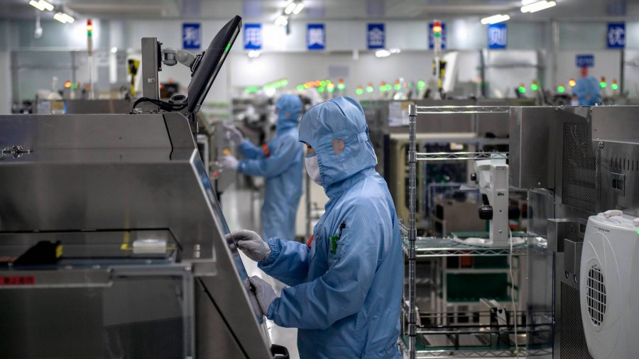 Senators Introduce Bill to Boost US Production of Semiconductors Amid Beijing's Threats