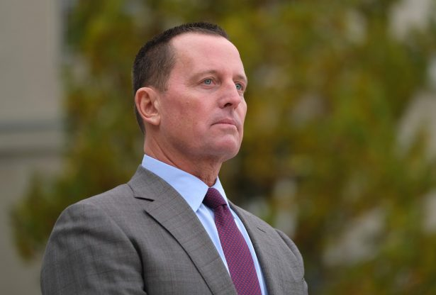 National Security Advisor Thanks Grenell For 'Distinguished Service' After He Steps Down