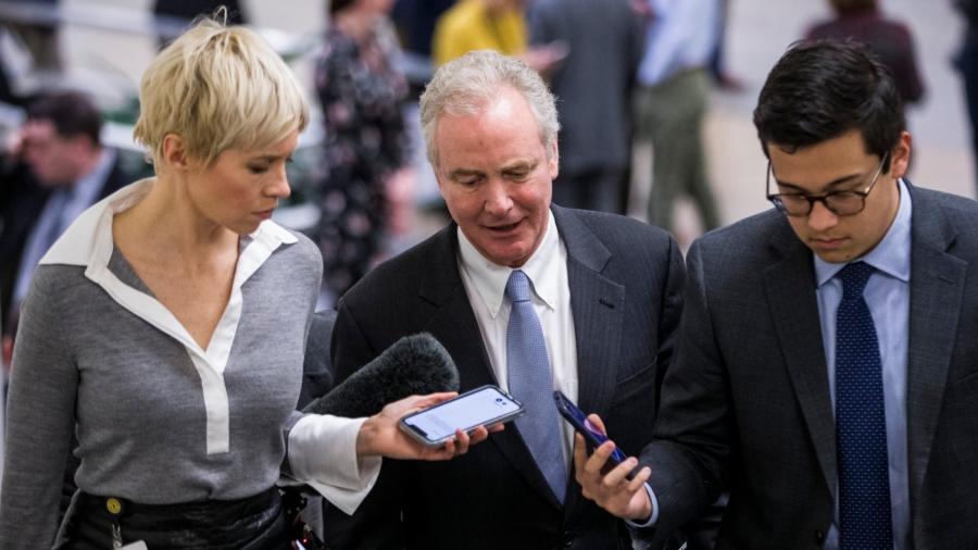 US Senate Backs Bill to Punish China Over Hong Kong