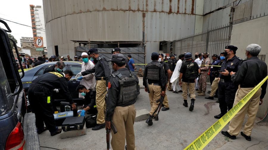 Gunmen Attack Pakistani Stock Exchange, 7 People Are Killed: Police