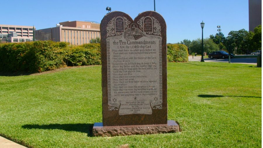 Montana Man Charged With Tearing Down Ten Commandments Monument