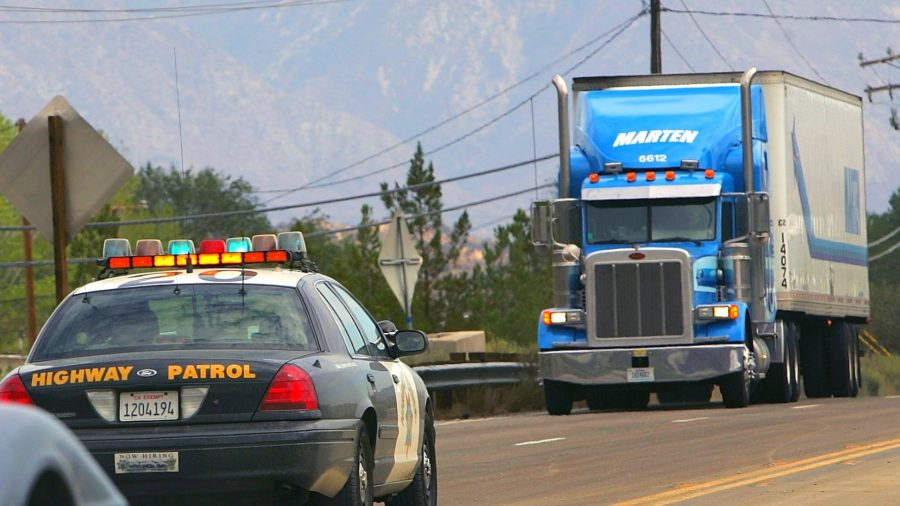 Defunding of Police Could Lead to Truckers Refusing to Deliver