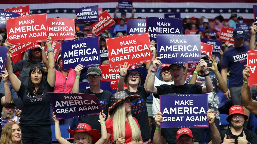 10.1 Million People Watched Trump's Tulsa Rally Online, Campaign Says