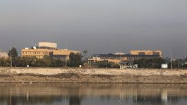 At Least 4 Rockets Explode Near US Embassy in Iraq's Green Zone