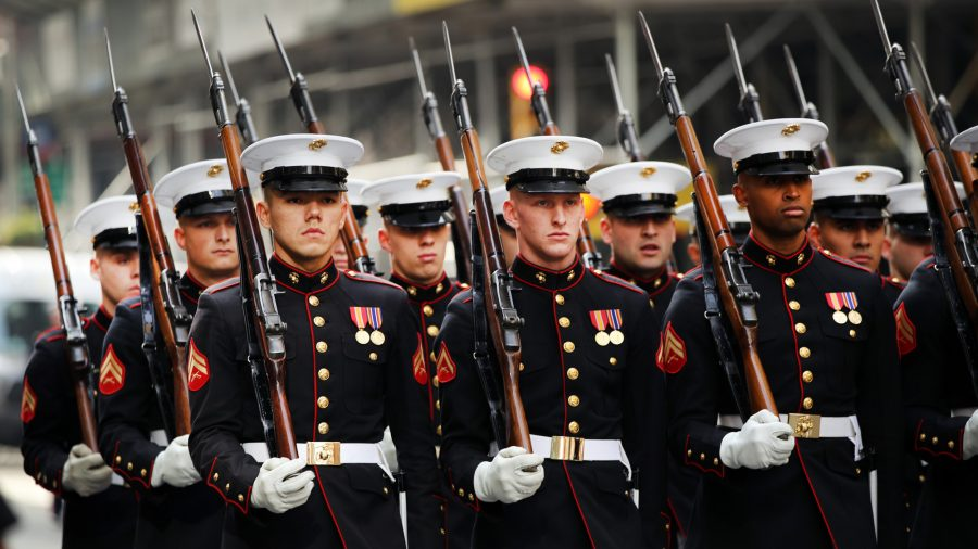 Marines ban Confederate flag - 155 years after end of Civil War