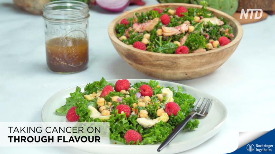 Zesty Super Summer Salad